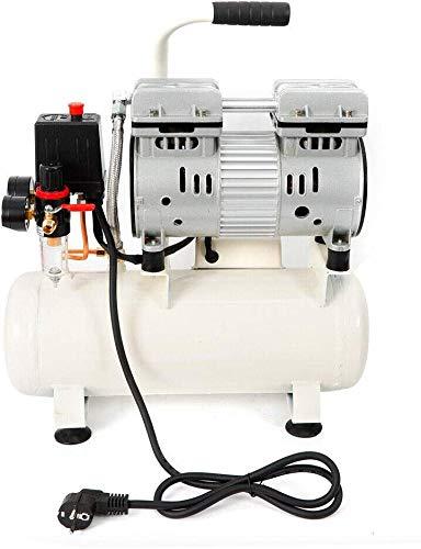 Relaxbx Compresor Aire silencioso bajo Ruido 680W