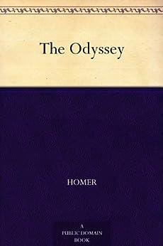 The Odyssey by [Homer, Pope, Alexander]