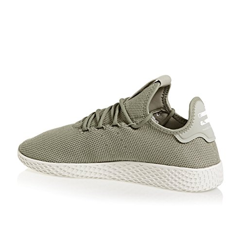 adidas Pharrell Williams Tennis hu Herren Sneaker Grün Green