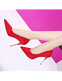 Amazon.es  Todos a una - Zapatos de tacón   Zapatos para mujer ... c6103fa93e88