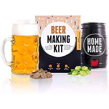 Brooklyn Brew Beer Making Kit, Everyday IPA: Amazon co uk: Kitchen