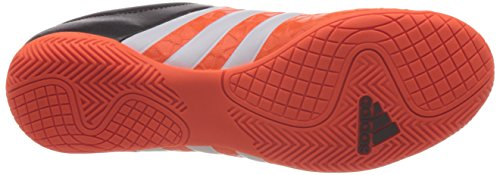 adidas Ace15.4 In, Chaussures de football homme Orange - Orange (Solar Orange/Ftwr White/Core Black)