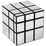 Tera Cubo Magico de superficie espejo, Magico Cubo Plata 3x3x3, Cubo Puzzle 57mm