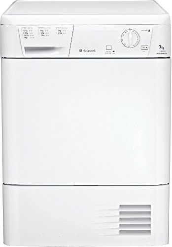 Hotpoint Ltd CDN7000P 7kg Load Condenser Tumble Dryer Polar White