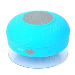 BTS-06 Mini Waterproof Bluetooth Speaker for iPad / iPhone / Other Bluetooth Mobile Phone, Support Handfree Function (Green)