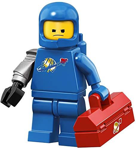 LEGO Movie 2 Minifigur 71023 (#03 Apokalypse-Benny)