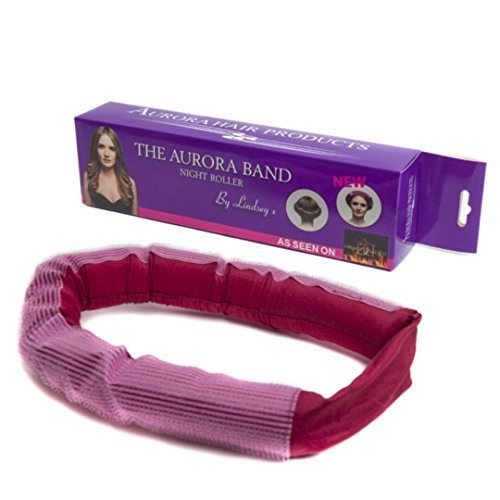 The Aurora Band, Night Roller by Aurora Hair Products