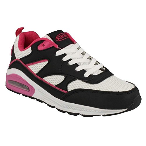 Ladies Concept Air Bubble Max 90 Running Trainer RUSHOUR Fitness Shock Absorbing...