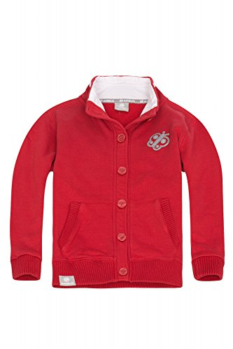 AIRBUS Future Pilot Bambini Giacca Rosso AIR0050, Size:146/152