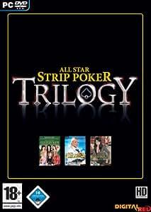 All Star Strip Poker Trilogy [Import allemand]