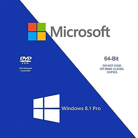 Windows 8.1 Pro 64Bit inkl. vollständiger Installation und Einrichtung   PC24 Shop & Service