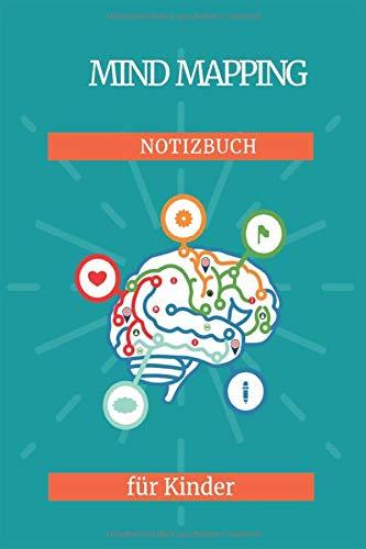 Mind Mapping   Notizbuch für Kinder   eigene Projekte  und Beispiele: Notizbuch für Kinder