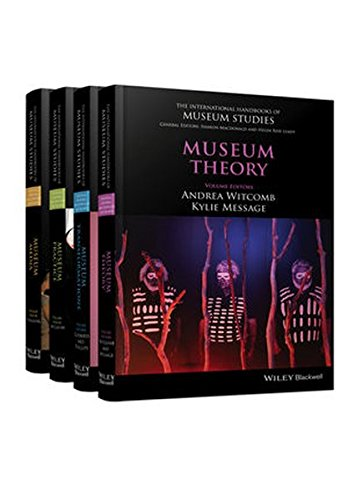 The International Handbooks of Museum Studies, 4 Volume Set (Wiley Andrea)
