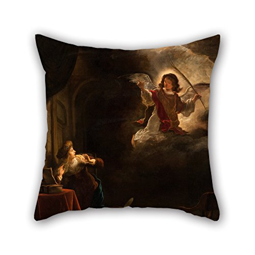 artistdecor-christmas-pillow-covers-of-oil-painting-salomon-koninck-the-annunciation-for-her-boys-pu