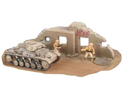 Revell Modellbausatz Panzer 1:76 - PzKpfw II Ausf. F im Maßstab 1:76, Level 4, originalgetreue Nachbildung mit vielen Details, 03229 von Revell