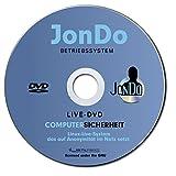 Betriebssystem JonDo Live-DVD für PC & Notebook NEU auf DVD 32 oder 64 Bit ! Computersicherheit PREMIUM ORIGINAL von STILTEC ©