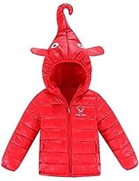 60b53c46d GreatFun Baby Coat Newborn Toddler Boys Girls Waterproof Colorful Long  Sleeve Cute Cartoon Winter Warm Thick Hoodies Kids Sweatshirt…