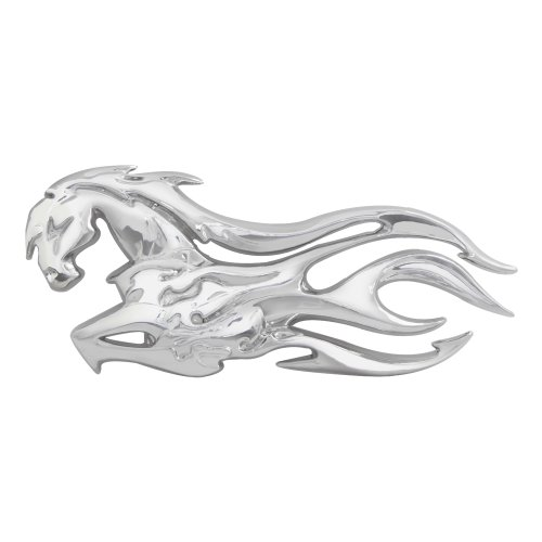 grand-general-90191-chrome-plastic-flamed-horse-mud-flap-cut-out-accent