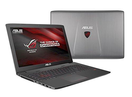 ASUS ROG GL752VW-T4260T Gaming Notebook 17.3 Zoll Full HD i5-6300HQ 8GB 128GB SSD + 1TB HDD GTX 960M