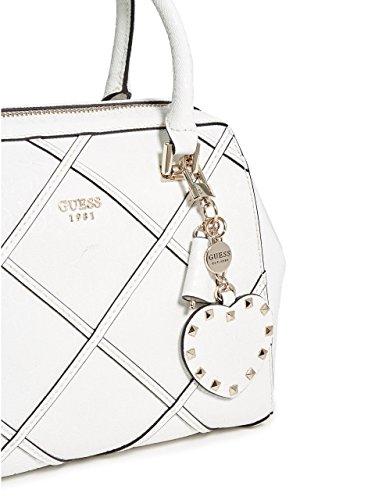 Guess SG662206 Borsa A Mano Donna Ecopelle WHITE Bianco