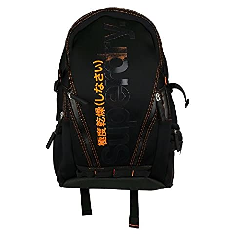 Superdry Neomix Tarp Backpack One Black