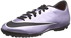Nike Mens Mercurial Victory V Tf Urbn Lilac/Black/Brght Mgn/White Turf Soccer Shoe 11 Men US
