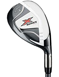 Callaway Golf X-Series 22° 4H Hybrid/Rescue Bois Graphite Stiff NEUF