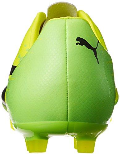 Puma Herren Evospeed 17.2 Ag Fußballschuhe Gelb (safety yellow-puma black-green gecko 01)