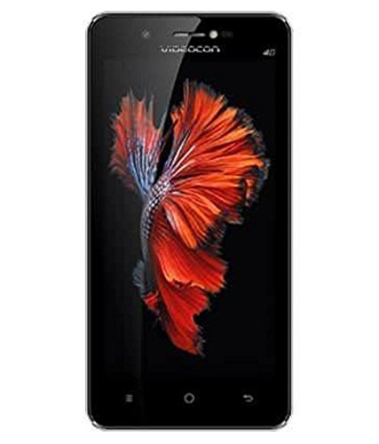 Videocon Graphite1 V45ED 8GB Black Grey