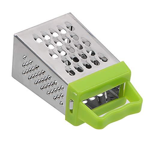 Manuale grattugie frutta verdura affettatrice gadget da cucina multifunzione verde