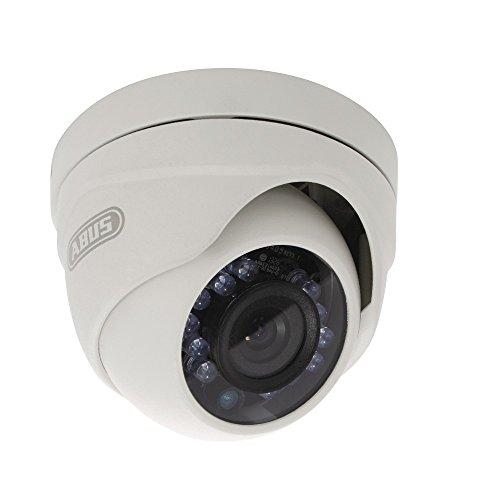 Abus TVCC34010 055733 zusätzliche Kamera Domo IP68 Für Kit-Aufnahme, Weiß