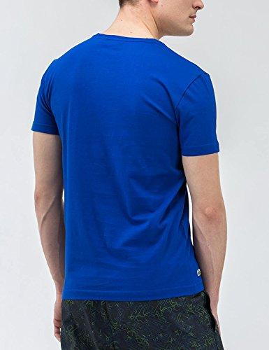 Lacoste Classic Herren Oberteile / T-Shirt Classic Blue
