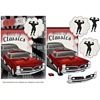 Muscle Car Rumble, anteriore da Luanne Collins - Kit Muscle Car