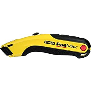 Stanley 010778 FatMax Retractable Utility Knife