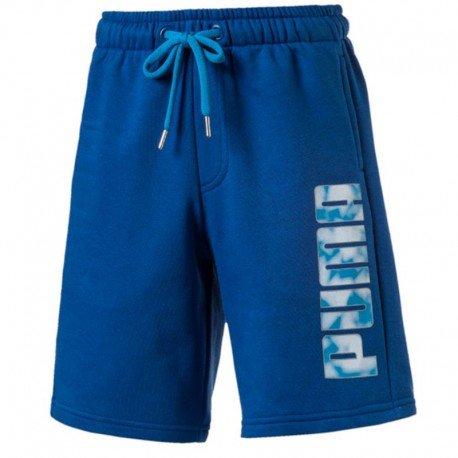Puma Sports Sweat Shorts True Blue (Kids)