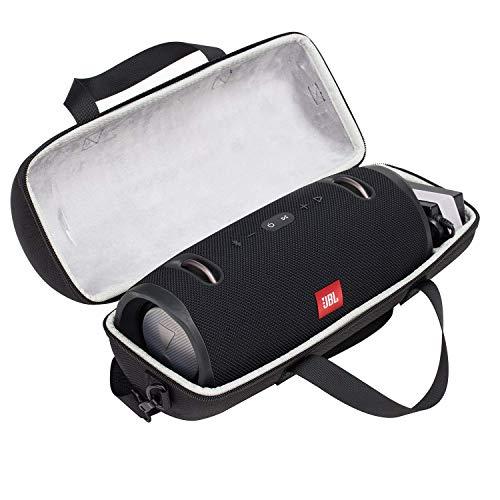 für JBL Xtreme 2 Tasche Hart Reise Schutz Hülle Premium Tragetasche Travel Cover Case für JBL Xtreme 2 Musikbox und JBL Xtreme Tragbarer Bluetooth Lautsprecher (Cover Case) Travel Cover Case