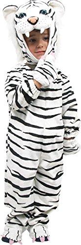 """Kostüm """"weißer Tiger"""""""