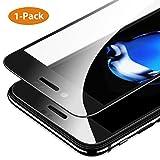 Syncwire Pellicola per iPhone 8/7 Copertura Completa - SyncProof+ 1-Pezzi Vetro Temperato HD Durezza 9H per iPhone 8/7 [A Prova di Frantumazione, Senza Bolle, Touch 3D, Facile Installazione]