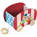 Early Learning Centre Toybox Wooden Toybox