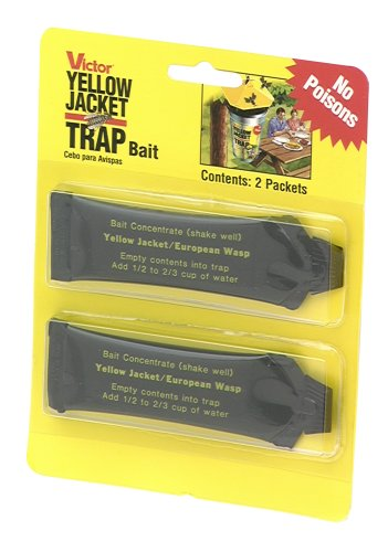 victor-poison-free-bait-for-m365-disposable-wasp-trap-pack-of-2