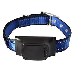 Luxe avancée automatique vibrations anti-aboiement Collier de chien, fiable Empêche les chiens Aboyer en toute sécurité et sans cruauté