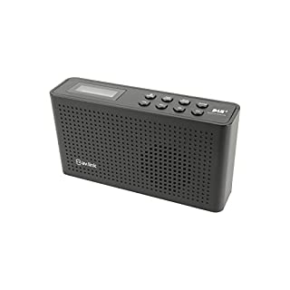 Portable Rechargeable DAB+ and FM Radio