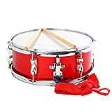 """Best Ludwig Drum Sticks - Lenio 13"""" Big Red Snare Drum Two-tone Drum Review"""