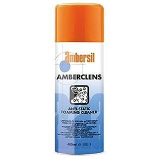 31592-AA AMBERSIL AMBERCLENS AEROSOL ANTI-STATIC FOAMING CLEANER 400ML AEROSOL