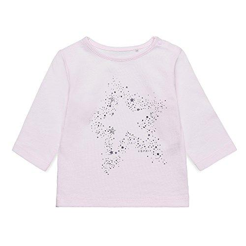 ESPRIT KIDS Unisex Baby RK10050 T-Shirt, Rosa (Light Pink 311), 56 -