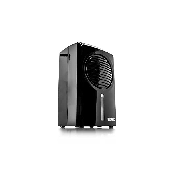 Duronic DH05 Mini Dehumidifier Compact Black 500ml Portable Air Dehumidifier for MouldDamp and Moisture Remover Perfect for Small Rooms and
