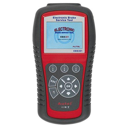 Preisvergleich Produktbild JACK SEALEY LTD Sealey EBS301 Autel EOBD-Code-Lesegerät,  Elektronisches Bremsenwartungs-Werkzeug