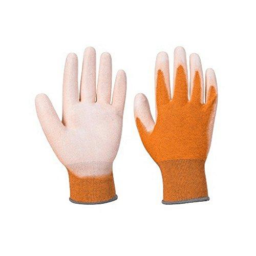 Portwest A199–antistatique gant PU Palm, A199GRRXXL Orange