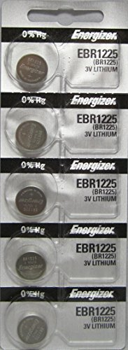 Energizer BR1225 3.0V - piles (Litio, Button/coin, 3 V, argent, 12 mm, 12 mm)