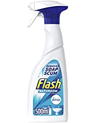 Flash Bathroom Cleaner Spray, 500 ml